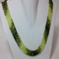 Mehndi Green Cubic Zircon