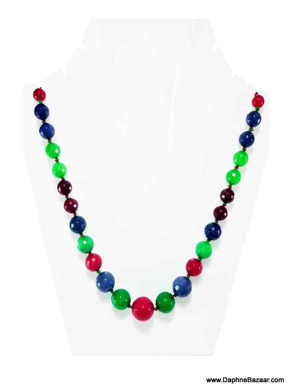 Daphn Bazaar Multi Color onyx stings