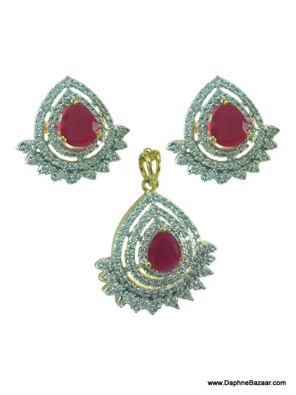 Daphne Bazaar Ruby Design