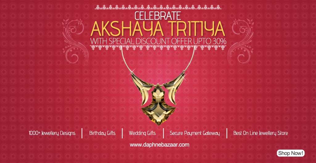 Akshaya Tritiya Daphne Bazaar