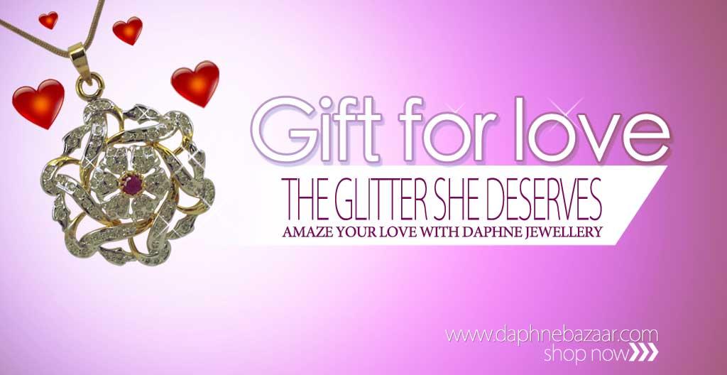 Gift for love Daphen Bazaar