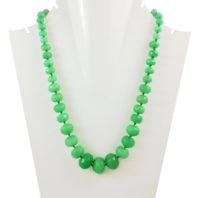 Daphne Bazaar See Green Oval Onyx