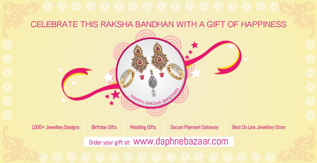 Daphne Bazaar Rakhi Festival promotion