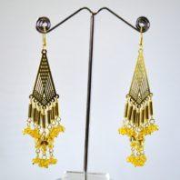Chandelier Eagle Earrings for Women