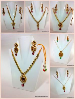 Daphne Bazaar Kundan Jewelry