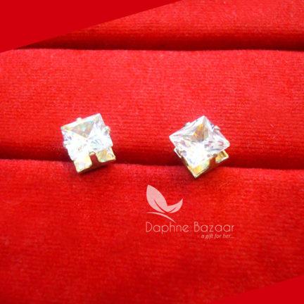 E85L, Daphne Premium Zircon Earrings for Women