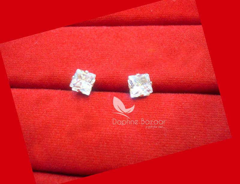 E83M, Daphne Premium Zircon Earrings for Women
